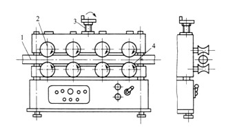 塑料管挤出成型用辅机-牵引机