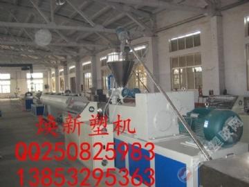 PVC塑料落水管生产线