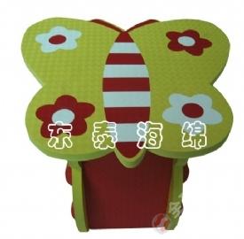 生产儿童eva中班益智EVA积木EVA玩具板凳-玩具拼图百变积木图片