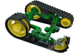 约翰迪尔橡胶履带拖拉机橡胶履带 橡胶带,橡
