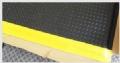 抗疲劳地垫|耐用型17mm黑色抗疲劳地垫|天津抗疲劳地垫直销