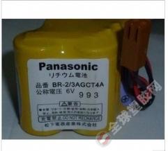 原装正品 松下br-agcf2w 6v锂电池 数控锂电池图片