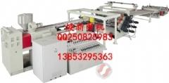 青岛塑料板材设备厂家
