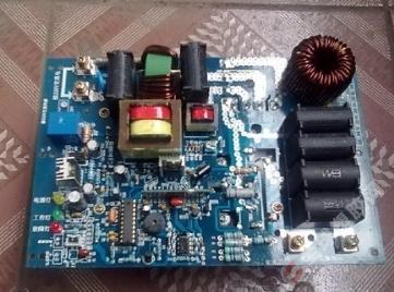 3.5kw电磁加热控制板
