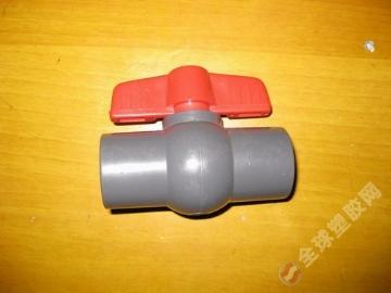 pvc给水管弯头止回阀活接球阀图片