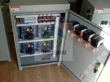 辊筒电磁感应加热器
