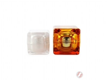 化妆品包装 膏霜瓶QS1058