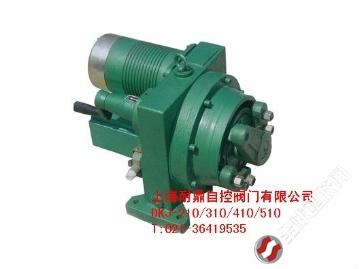 dkj-2100m角行程电动执行器