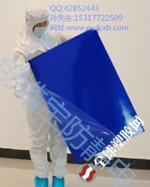 浙江甲级医院手术室门口创选宝防静电蓝色除尘垫安全方便