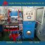 单轴平板硫化机,前顶2RT平板机,密封件前顶开模平板机