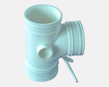 U PVC排水系列管件模具