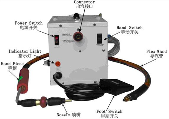高压蒸汽清洗机图片_高压蒸汽离子清洗机 - [其他,机械/设备] - 全球塑胶网