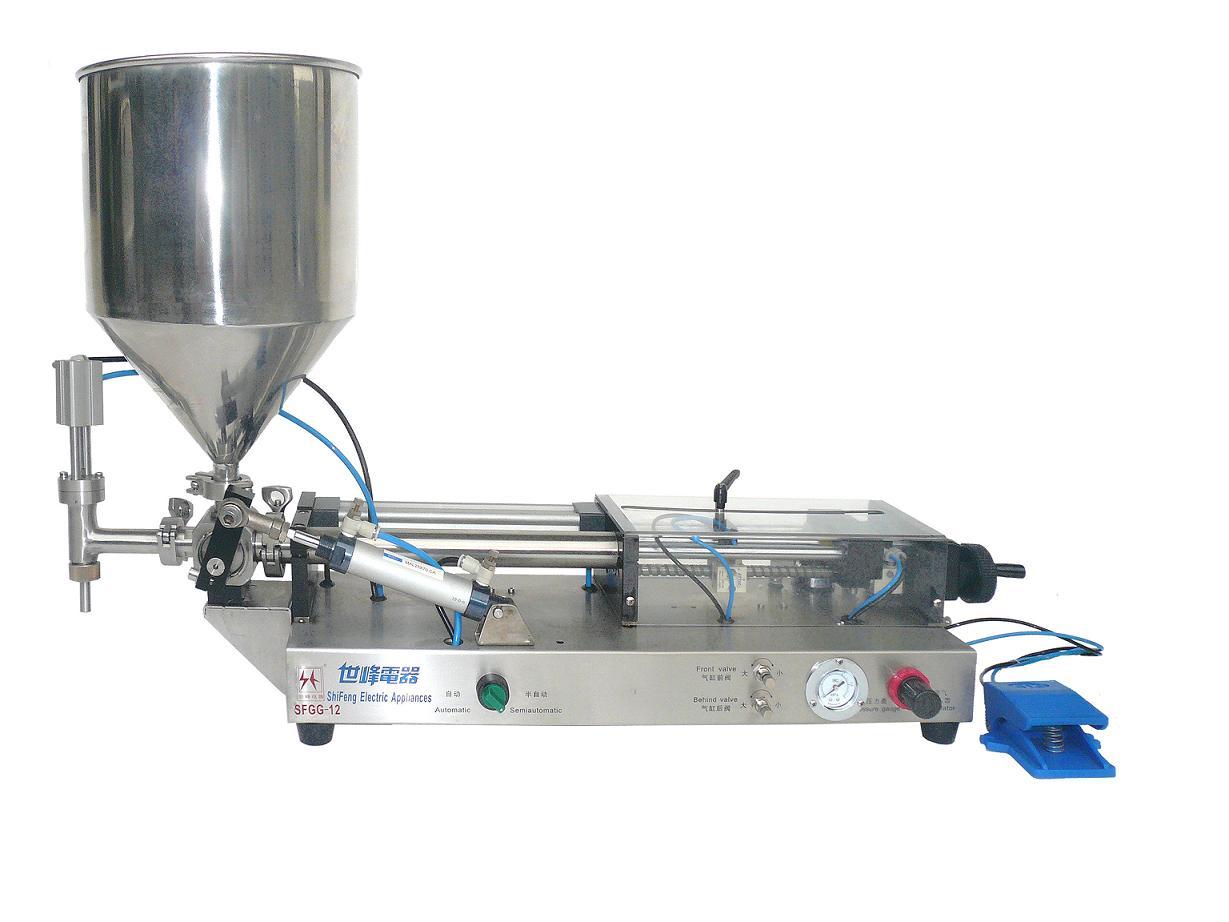 气动膏体灌装机-广州世峰电器有限公司提供气动膏体