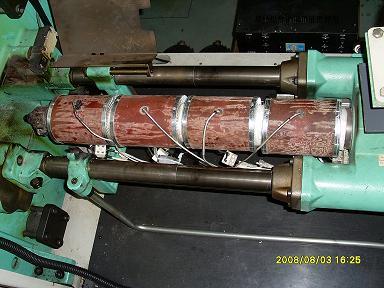 原机受温度控制的电源(加热输出接触器(或固态继电器