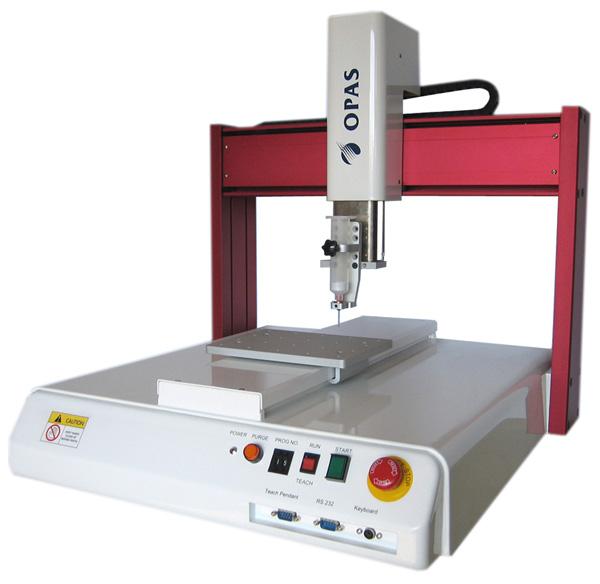 成立於2004年,立昕科技股份有限公司主要經營工業粘著劑及相關點膠設備UV乾燥固化設備。並以自創品牌OPAS(歐巴斯)行銷國內外。產品包括工業接著劑、固定封邊灌注膠、表面塗裝漆、印刷油墨、定量點膠機、膠閥壓力筒、三軸自動點膠機、UV點光源機、UV烘箱、輸送帶UV機等。服務產業涵蓋:電子、電機、光電、生物、醫療、工藝等業界。   有鑒於粘著制程包含粘著劑,點塗膠制程及乾燥固化制程這三大領域,缺一不可.