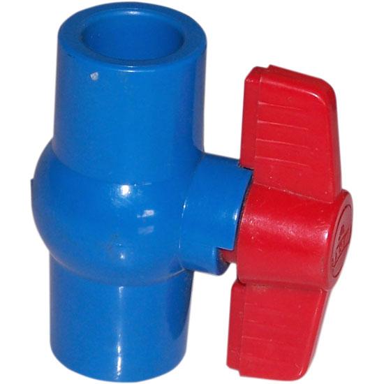 pvc球阀 - [型材,塑料制品]图片