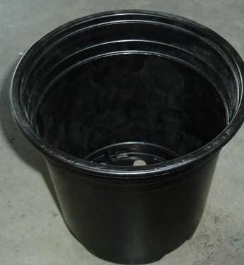 求购黑色塑料花盆