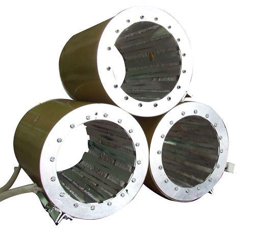 高效感应加热系统是通过电子技术手段产生18khz-30khz的交变磁场,通过