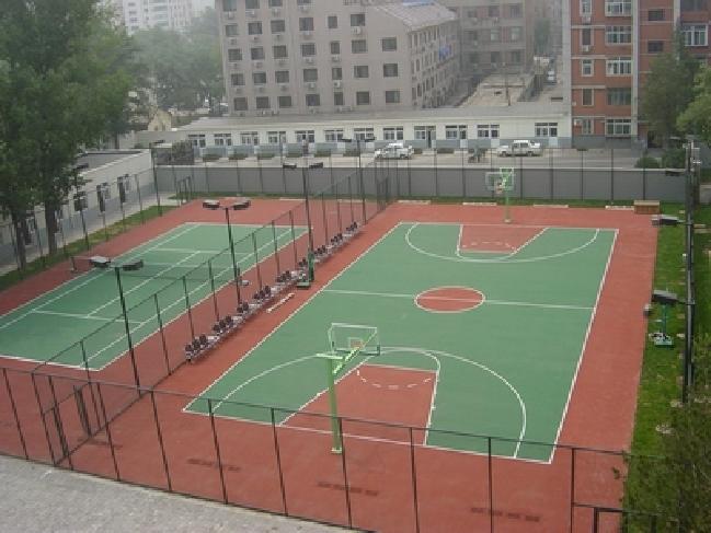 篮球场标准大小篮球场地标准尺寸及说明 要求: 一、球场:是一
