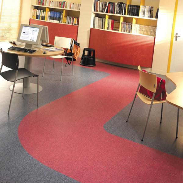 PVC地板 拼花 施工工艺