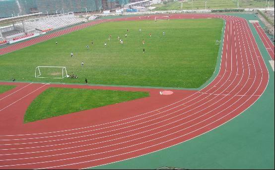 青岛塑胶跑道-塑胶篮球场跑道-塑胶跑道