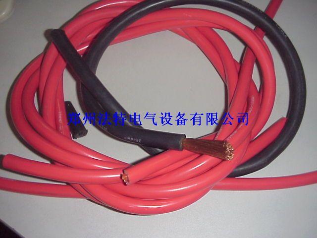 概述:电焊机电缆是适用于电焊机二次侧接线及连接电