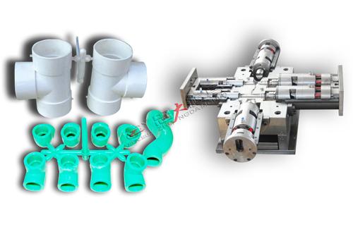 PVC排水管件模具,排水管件模具