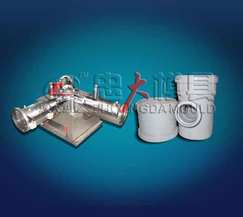 PPR给水管件模具,PVC排水管件模具
