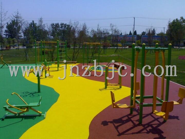 幼儿园,学校体育器械区