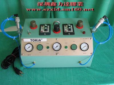 数字式电路计时控制可保证点胶机的