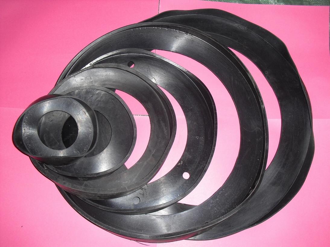 代加工厂家直销130-680mm橡胶护套子/橡胶密封/橡胶防振套