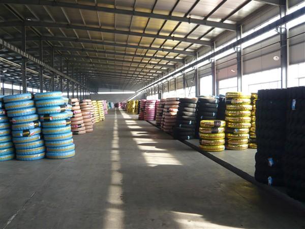 潍坊赛阳轮胎有限公司外贸部