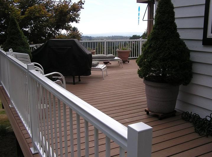 塑木露台阳台地板3