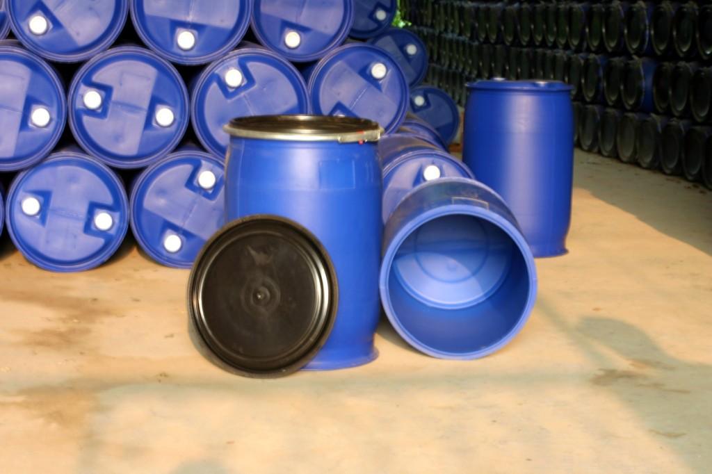 200l双环塑料桶4