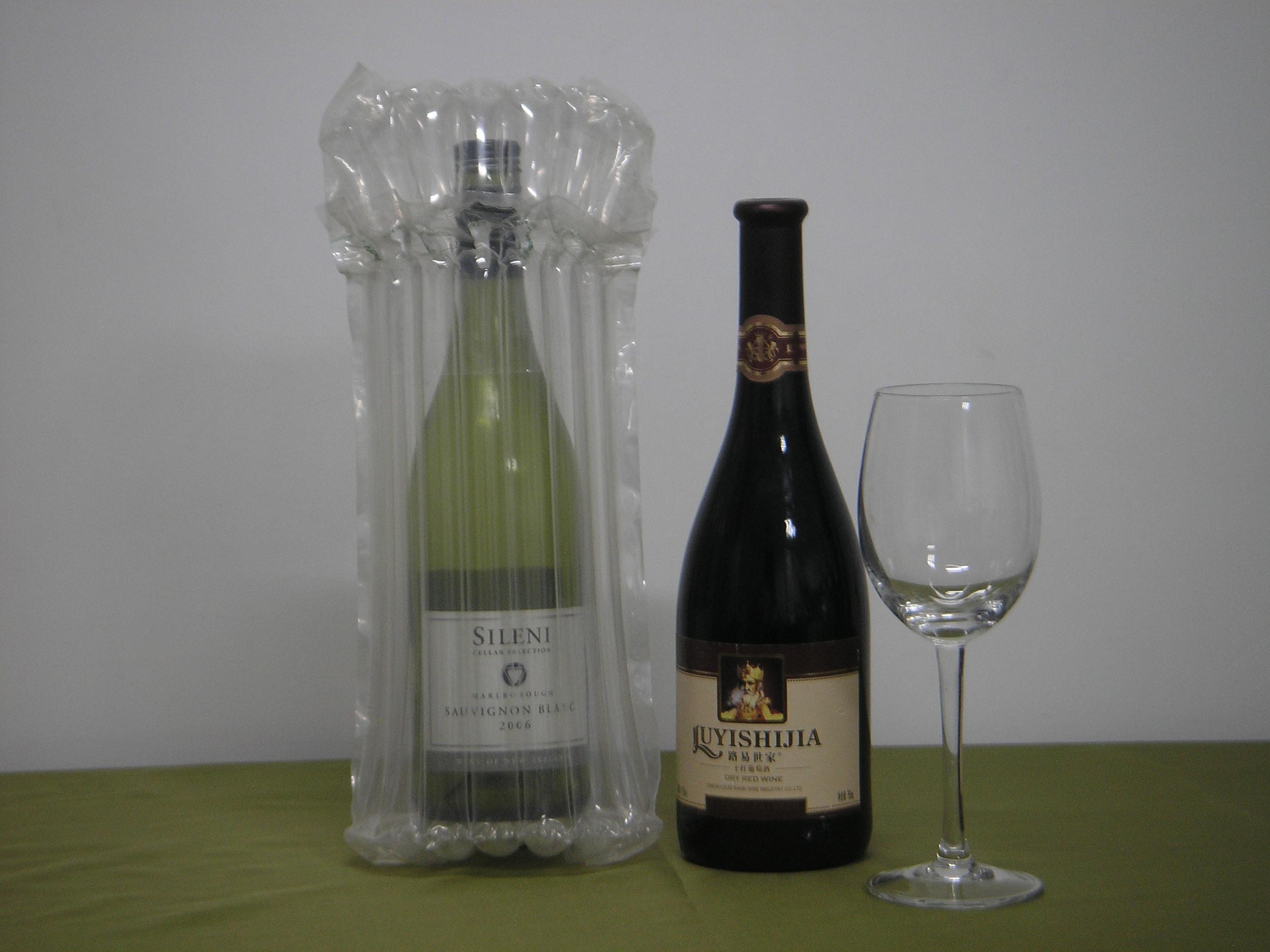 红酒充气包装袋 红酒充气包装3