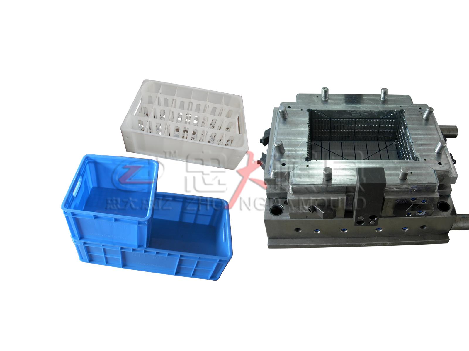 必须设计完整的模具结构及加工零件,并提出装配要求及注塑工艺要求.