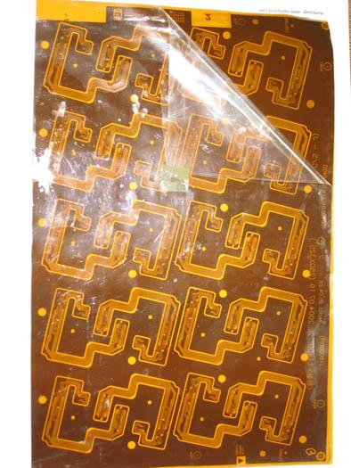 柔性电路板包胶