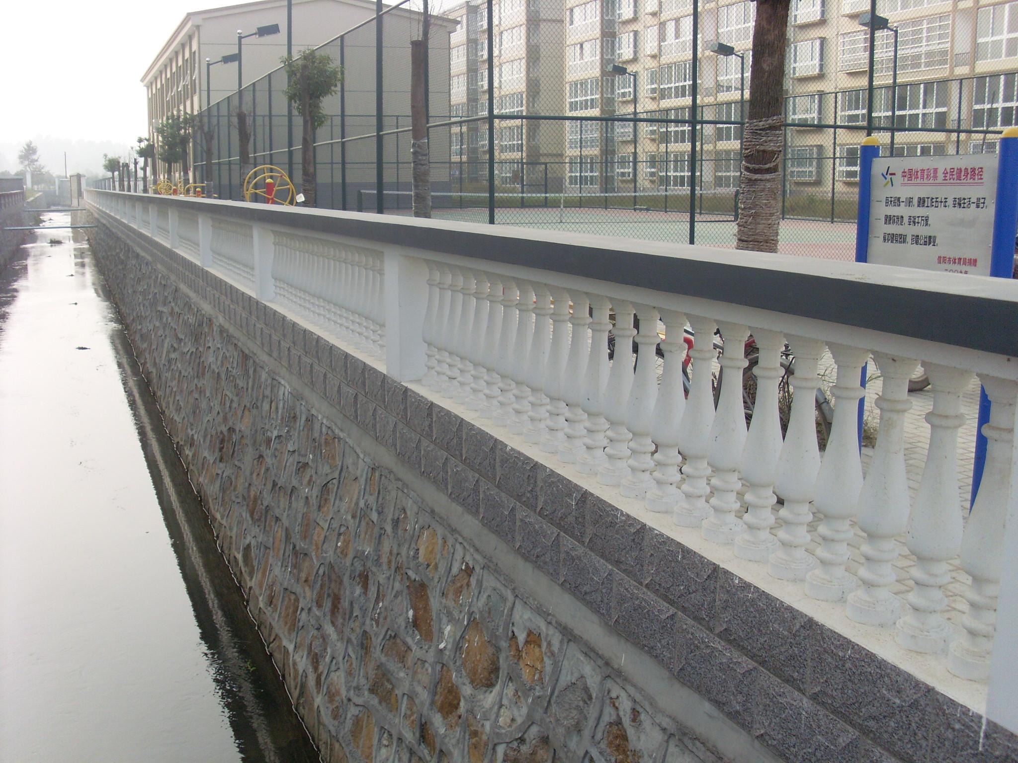 水泥艺术围栏_阳台水泥护栏,栏杆、艺术围栏 - [模具其他,模具其他] - 全球塑胶网