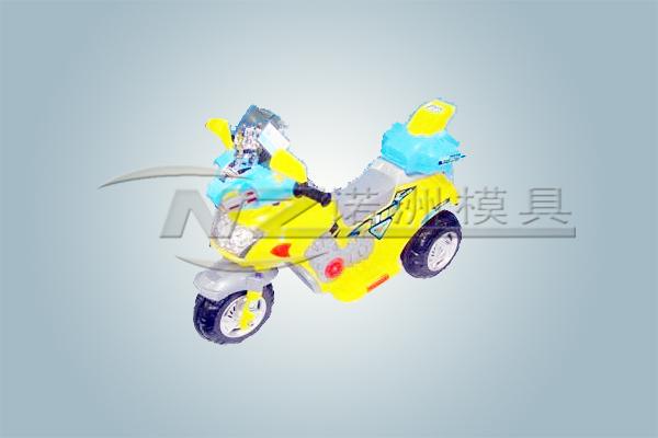儿童电动摩托车模具/童车模具