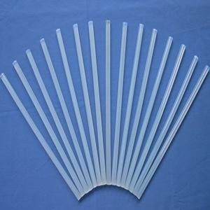 东莞市白色半透明热熔胶棒 热熔胶条