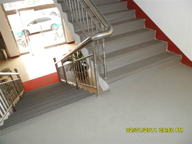 天津塑胶楼梯踏步 天津橡胶地砖