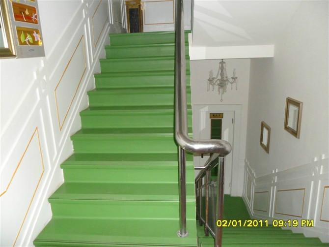 江苏塑胶楼梯踏步 江苏彩色橡胶地砖