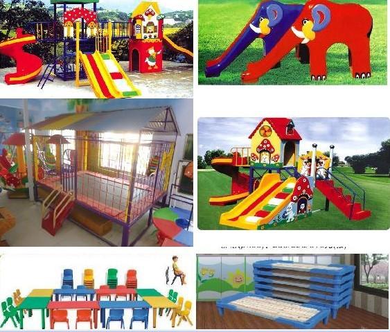 哪些设备 设施 石家庄振鹏幼儿园玩具厂2