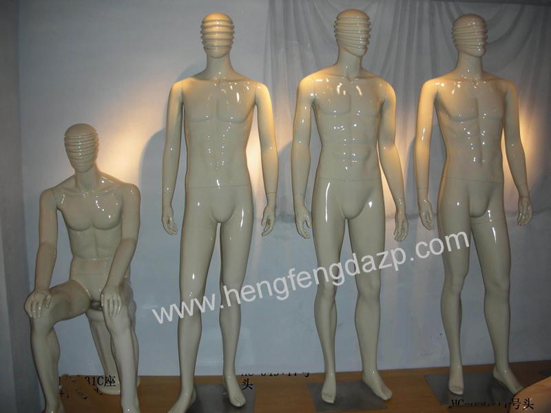 展示模特道具,展示服装模特,时装展示模特