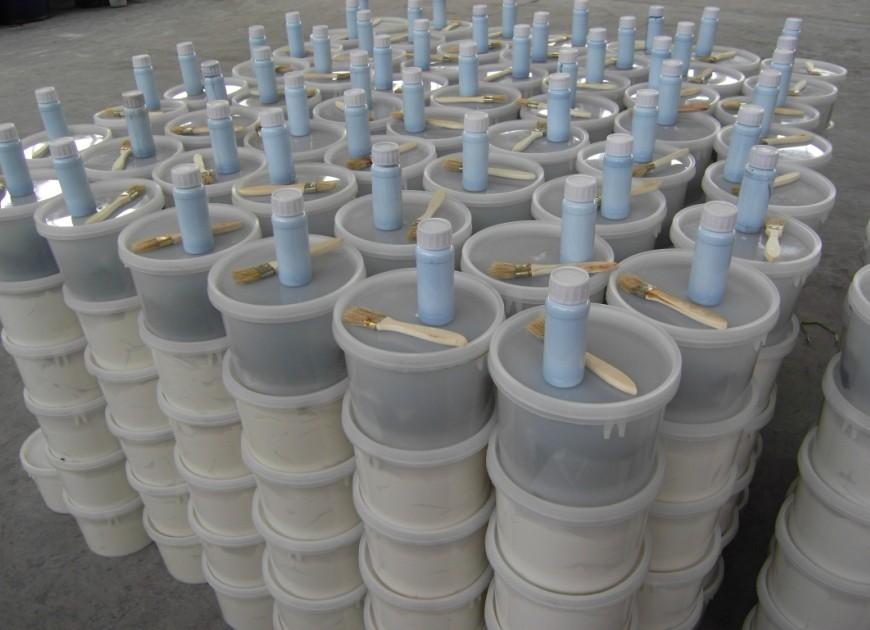 同研制的聚硫防水密封胶