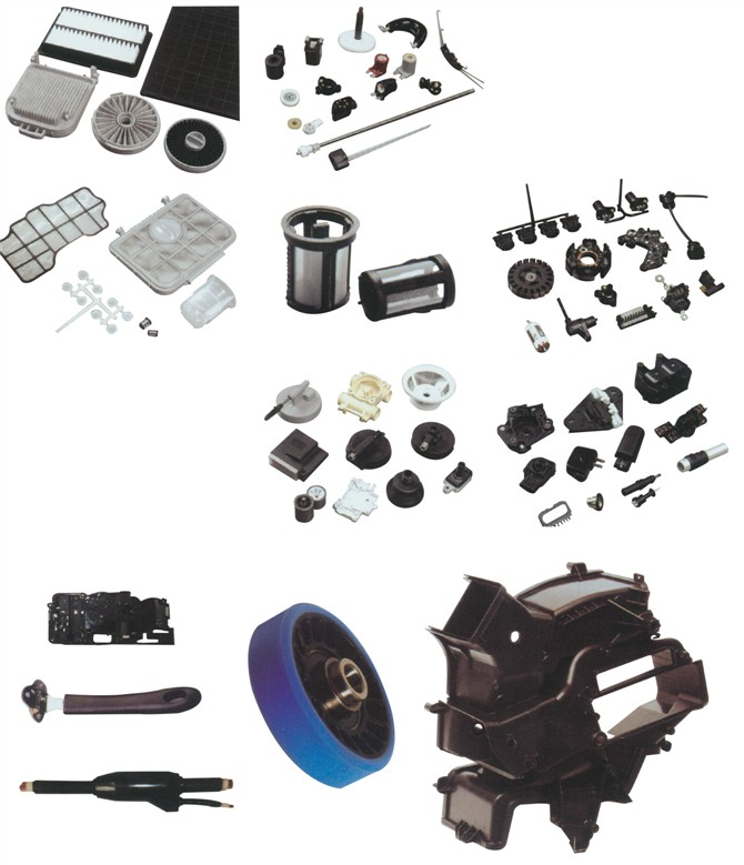 品牌:宁波新锐  样式:角式注塑机  型号:XRK400BMC-2R  用途:BMC、DMC等制品专用注塑机械  螺杆直径:32 Z 50 mm 螺杆转速:5~240 rpm 电动机功率:7.5 kw 外形尺寸:3000*1100*2900  产品类型:全新   重量:4700 kg XR-BMC、DMC、SMC等专用注塑机特点 我司现自主研发出专业生产BMC、DMC、SMC料等制品专用机,发明专机的目的是: 1.