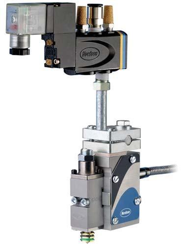 美国诺信(nordson)热熔胶机点胶枪喷胶枪刮胶枪进口替换配件图片