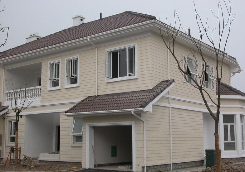 别墅屋顶光伏发电系统