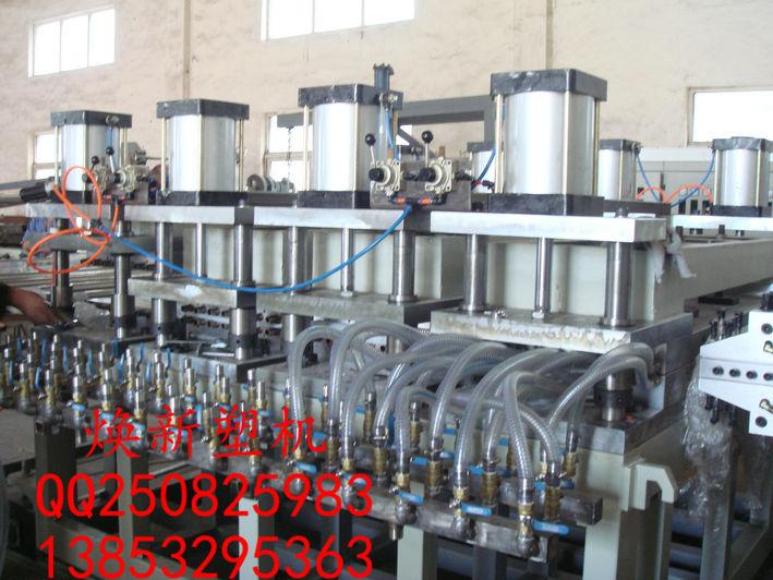 PVC木塑建筑模板生产线