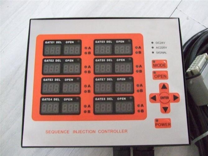 集成显示触摸屏针阀热流道时序控制器1